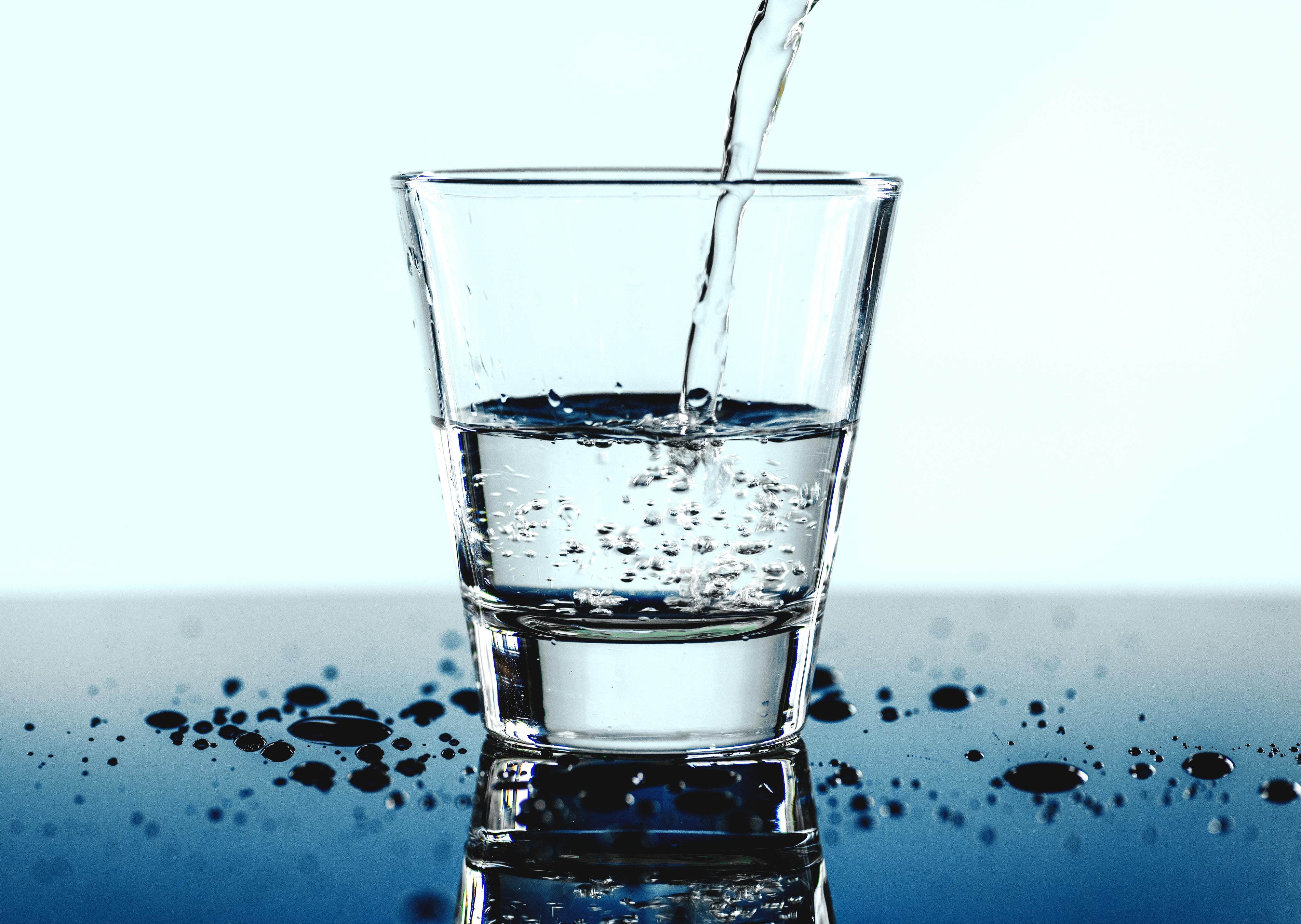 7 raisons de boire de l'eau - guide bien être
